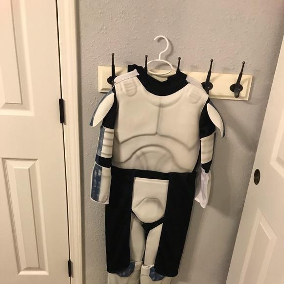 Star Wars Other - Star Wars Captain Rex Costume Size M